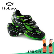 Tiebao Cycling Shoes MTB Bike Shoes Outdoor Sports Bicycle Shoes Self Locking Athletic Racing Sneakers zapatillas