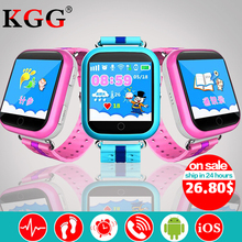 GPS Smart Watch Q750 Q100 Baby Smart Watch With 1.54inch Touch Screen SOS Call Location Device Tracker for Kid Safe PK Q50 Q90