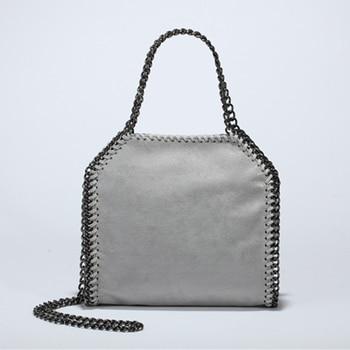 PVC bolso mujeres Cadenas 3 bolso del crossbody del bolso del XfgEw