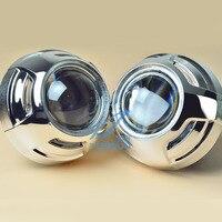 Free Shipping Car Light 3 Inch Q5 Koito HID Bi Xenon H4 Projector Lens And Cover