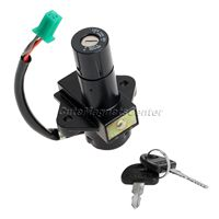 Motorcycle Ignition Master Keys Switch Lock for Suzuki GS 1000 1100 450 550 650 750 850 GN 250 GSX 750 GS1100 1982 Pit Bike Cdi
