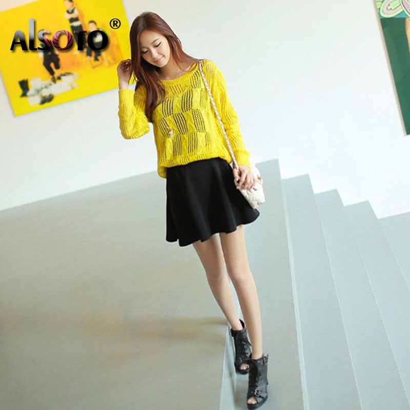 New 2018 Summer style sexy Skirt for Girl lady Korean Short Skater Fashion female mini Skirt Women Clothing Bottoms 1