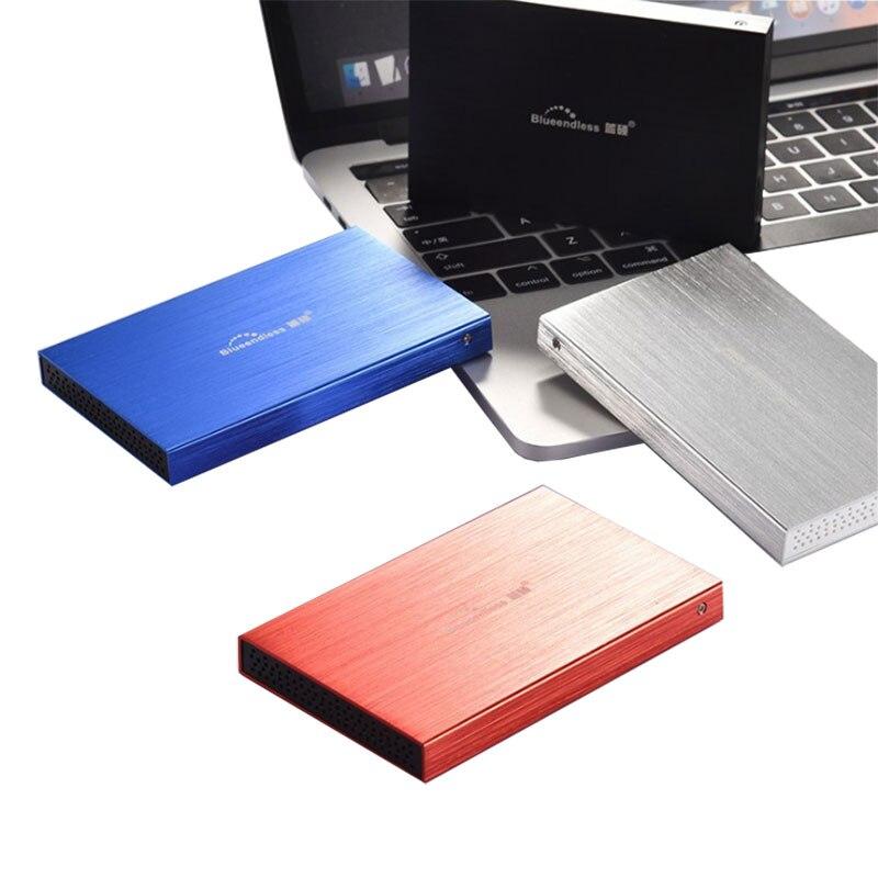 500GB 1 ТБ 2 ТБ HDD 2,5 Внешний жесткий диск 500GB 750GB ТБ 2 ТБ HD Externo USB 2,0 Disco Duro Externo 1 ТБ 2 ТБ 1TO 2TO