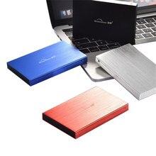 500 Гб 1 ТБ 2 ТБ HDD 2,5 Внешний жесткий диск 500 Гб 750 1 ТБ 2 ТБ жесткий диск Externo USB 2,0 Disco Duro Externo 1 ТБ 2 ТБ 1TO 2TO