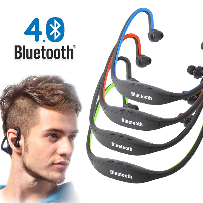 Sport Earphone Auriculares Wireless Bluetooth Headphones Microphone For iPhone Huawei XiaoMi Mobile Phone