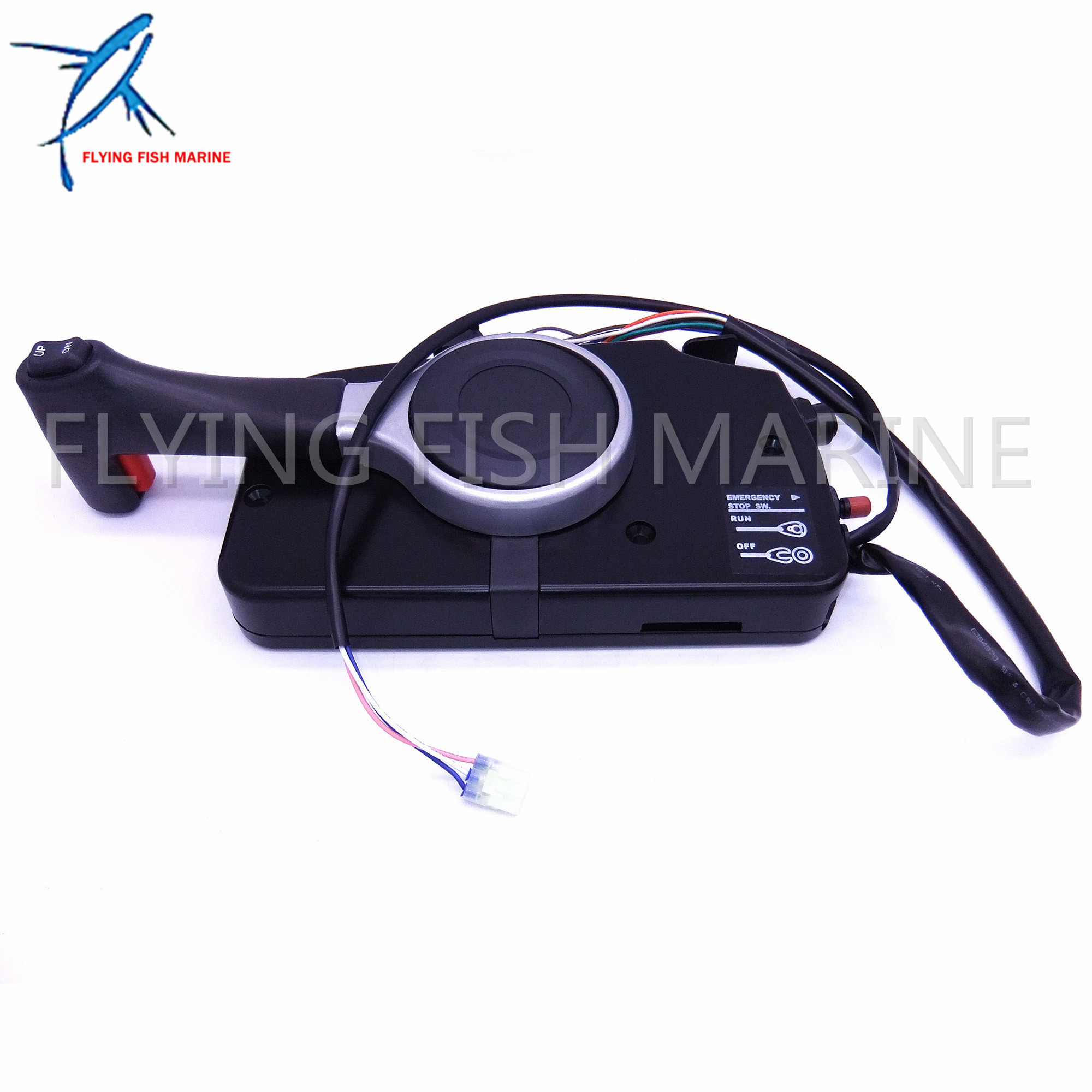 medium resolution of side remote control box 67200 93j50 for suzuki outboard motors with pt push 67000