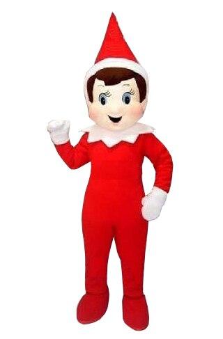 Elf On The Shelf Halloween Costume