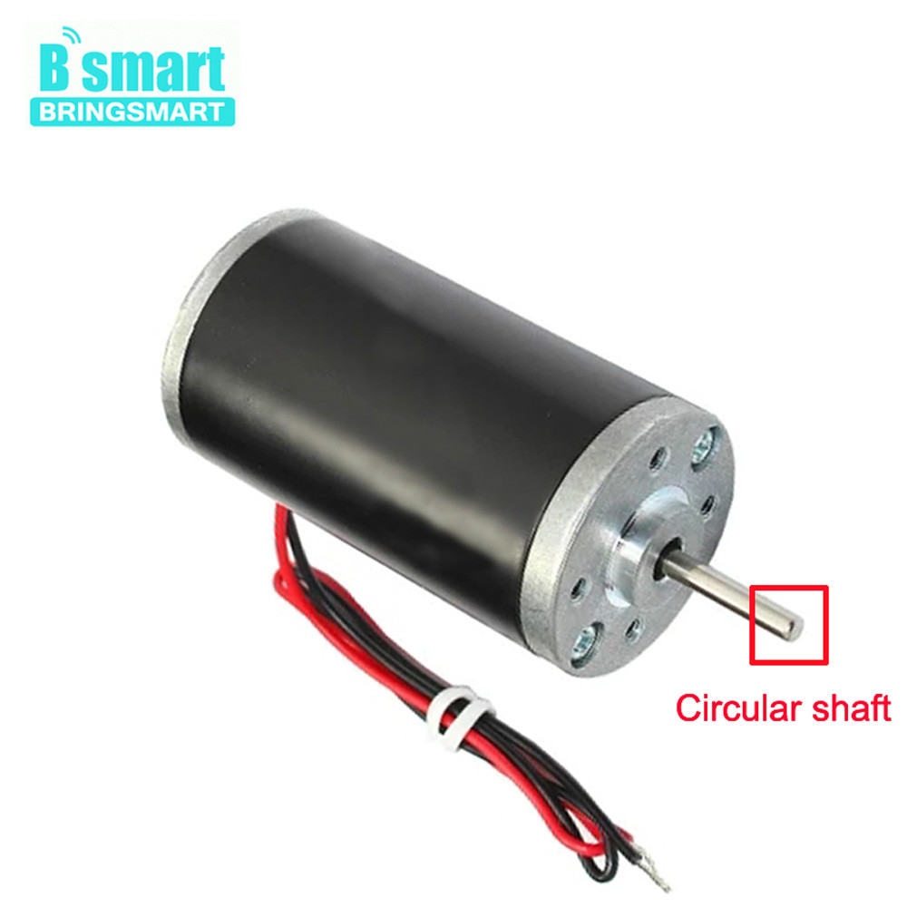 2018 Micro Dc Electric Motor 12v 8000rpm For Diy By: CW&CCW High