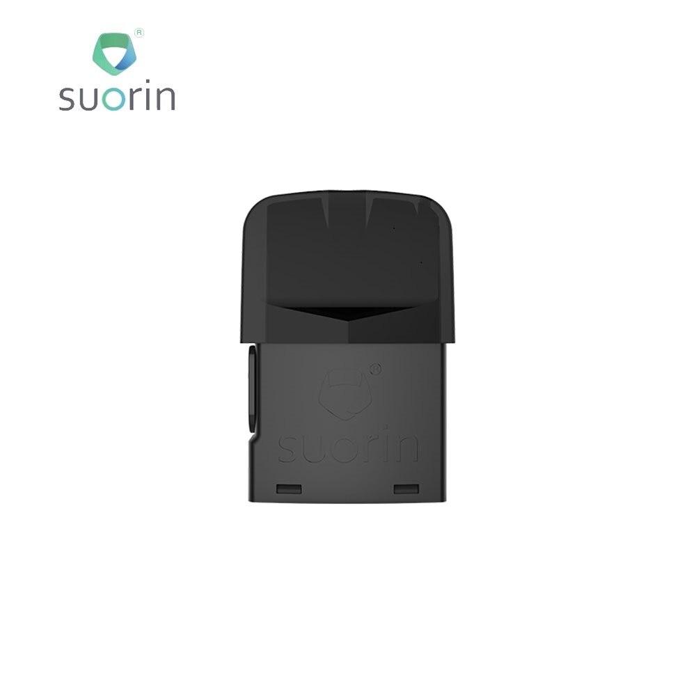 Originale Suorin Bordo Pod Cartuccia 1.5 ml Capacità con 1.4ohm Resistenza della Bobina E-cig Vape Accessori per Suorin Bordo pod Kit