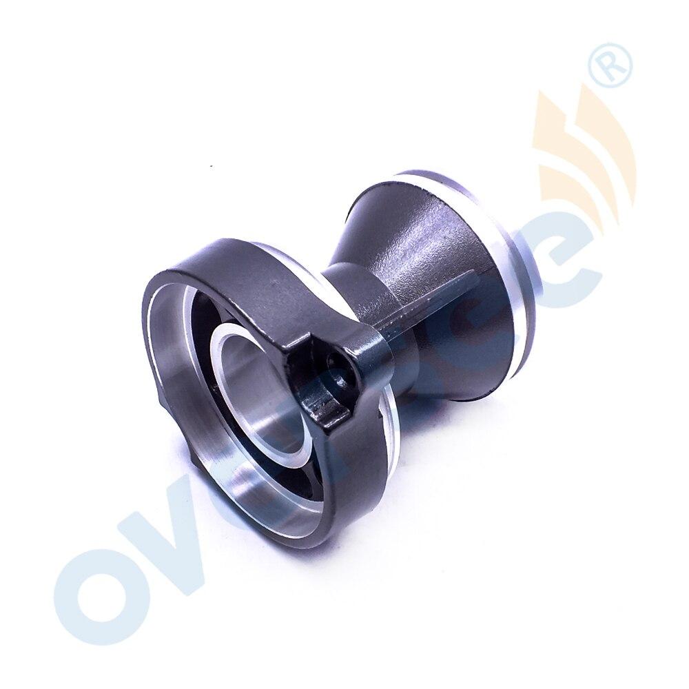 683-45361-02-4D Gear Box Cap boîtier Inférieur Pour Yamaha Parsun 9.9HP 15HP Moteur Hors-Bord 6B4-45361-00-4D Cap Seulement 683-45361