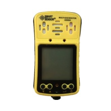 цена на 4 in 1 Gas Analyzer Multi Gas Monitor Handheld Gas Detector Oxygen O2 Hydrothion H2S Carbon Monoxide CO Combustible Gas AS8900
