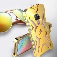 Luxury gold สำหรับ Huawei Mate 20 Pro ใหม่ Thor Series สำหรับ Huawei Mate 20 สกรูโลหะสำหรับ mate 20 X Heavy duty Zimon