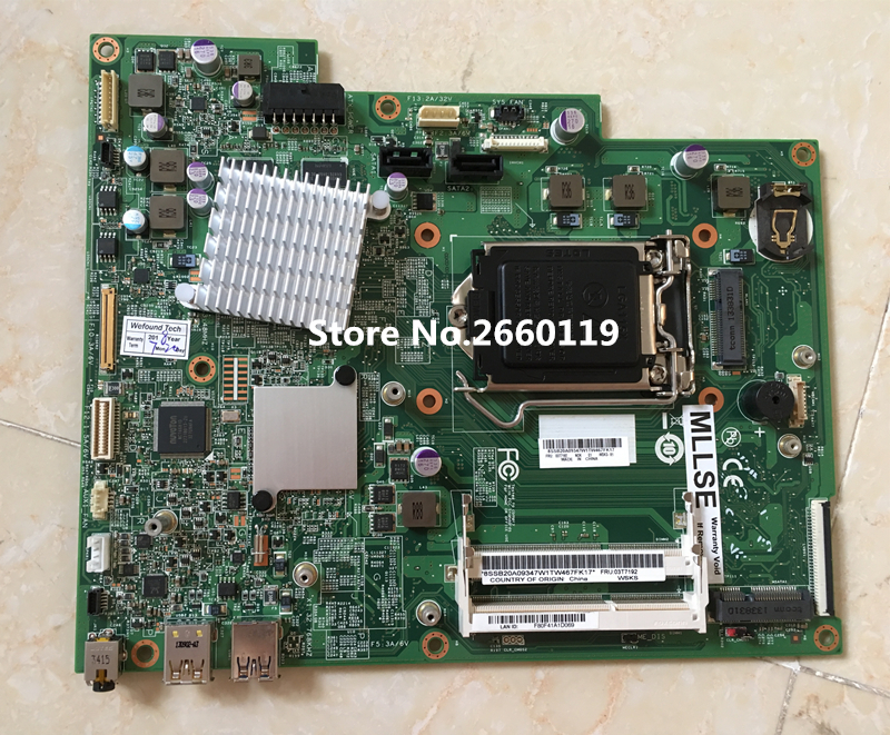 Desktop mainboard for S800 S740-00 S850 S780 E93Z 03T7192 PIB85S IB85S motherboard Fully testedDesktop mainboard for S800 S740-00 S850 S780 E93Z 03T7192 PIB85S IB85S motherboard Fully tested