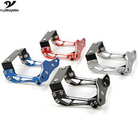 Motorbike Registration License Plate Bracket Holder For Honda CB 599 919 400 CB600 HORNET CBR 600