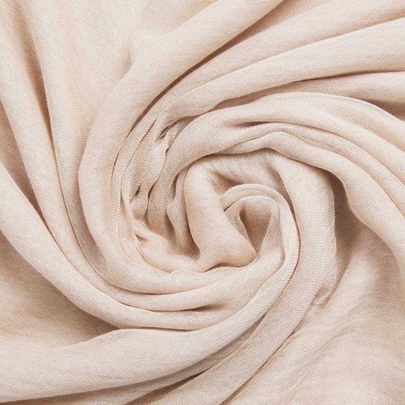 2018 Luxury Brand Women Silk Scarf Foulard Modal Chiffon Hijab Kvinna - Kläder tillbehör - Foto 3