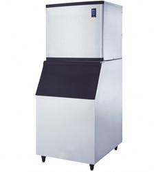 SF380 nueva máquina de hacer hielo/cubitos máquina de hacer hielo con compresor importado para uso comercial