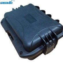 Зеленый Синий ЖК-цифровой дисплей 2,0 Bluetooth Алкотестер с мини-принтером, делитесь алкотестером с памятью