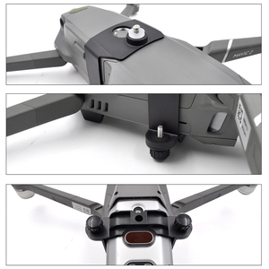 Image 2 - STARTRC DJI Mavic 2 pro Camera Mount 360 degree Panoramic Cameras Connector Mount For GoPro Hero 5/6/7/8 Black For OSMO Action