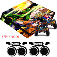 Dragon Ball Z Vinyl Sticker For PlayStation 4