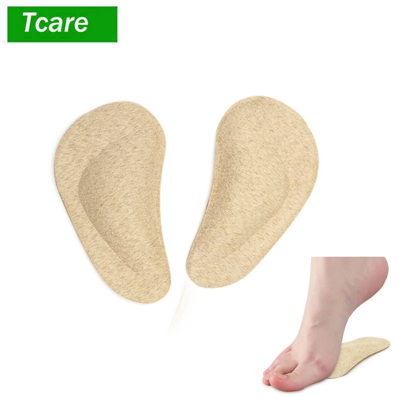 Orthotic Shoe Insoles Flat Feet Foot High Arch Gel Support Inserts Pad Foot Care