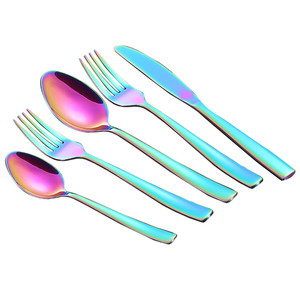Tableware Set Fashion Stainles