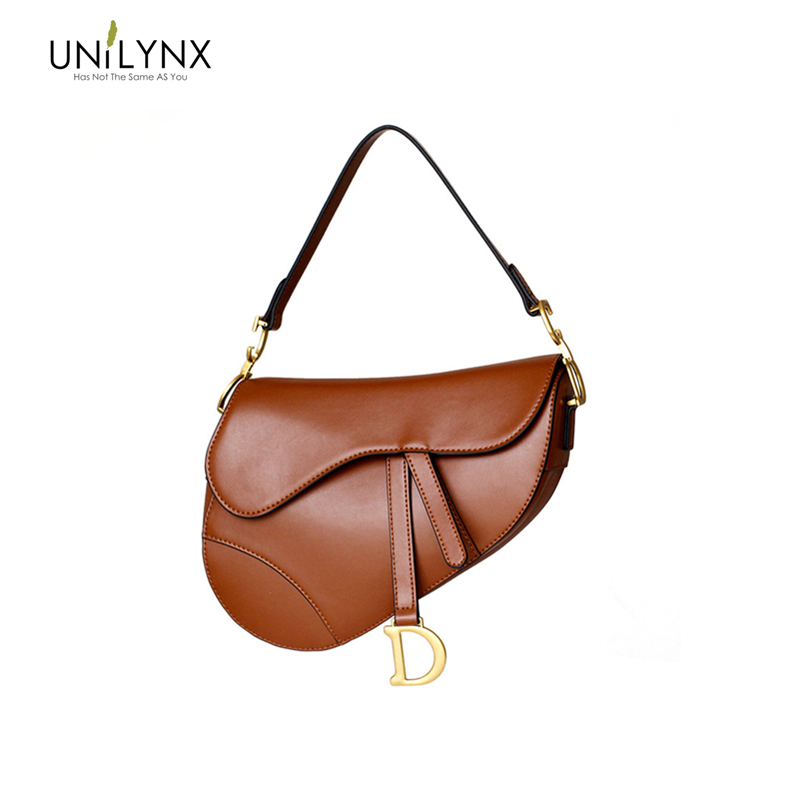 Luxury Handbags Women Bags Designer Fashion Saddle Shoulder Bag For Ladies High Quality Bags for Women's 2018 new design the new design high quality infrared thermo graphy for women self inspection