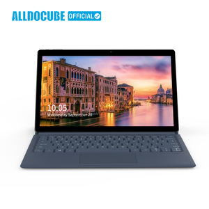 ALLDOCUBE Knote 11.6 Inch 2 IN 1 Tablet PC 1920*1080 IPS Full-view Windows10 intel Apollo Lake N3450 Quad-core 6GB RAM 128GB ROM