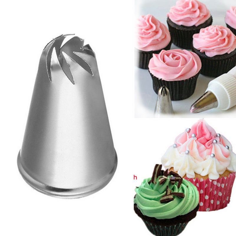 Aliexpress.com : Buy DIY Stainless Steel Spiral Icing ...