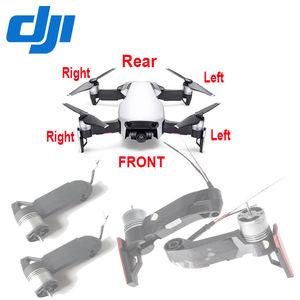 Image 1 - DJI Brazo de Motor Mavic Air delantero/trasero izquierdo/derecho, rojo blanco auténtico reemplazo negro, brazo para Mavic Air, piezas de repuesto de drones