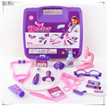 Baby child play house doctor toys set Out door first-aid packet bag Medical kits playhouse medical case doctor game playing