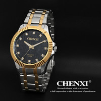 Luxury New Brand Crystal Bling Rhinestone Stainless Steel Analog Quartz Dress Wristwatches Wrist Watch For Men