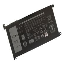 Батареи ноутбука Тип WDX0R (11.4 В 42WH) Для DELL Inspiron 15 5568/13 7368 3crh3 I7368-0027 WDX0R WDXOR