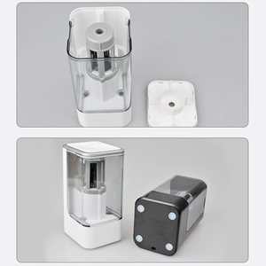 Image 5 - Childrens Automatic Electric Pencil Sharpener Creative Pencil Sharpener For Home School Office Desktop Stationery Items