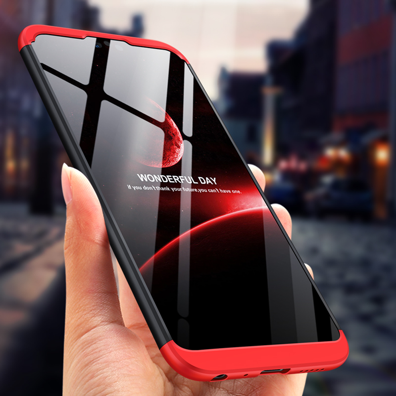 GKK <font><b>Case</b></font> for <font><b>Huawei</b></font> Honor 9 8 10 lite <font><b>Case</b></font> <font><b>360</b></font> Full Protection for <font><b>Huawei</b></font> Honor Play 7A Pro <font><b>y6</b></font> Prime <font><b>2018</b></font> Phone Cover Coque image