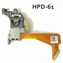 цена на Original New HPD-61 DVD Laser Lens for SHARP Car Audio HPD61 HPD 61 DL-301N DL-201CB