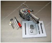 할인 ~ XQD-19 공압 마찰 용접 플라스틱 달아서 도구, 애완 동물 밴드 포장 손 달아서 도구 폴리 스트랩 13-19 미리메터