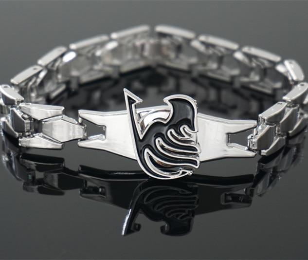 Fairy Tail Metal Bracelet