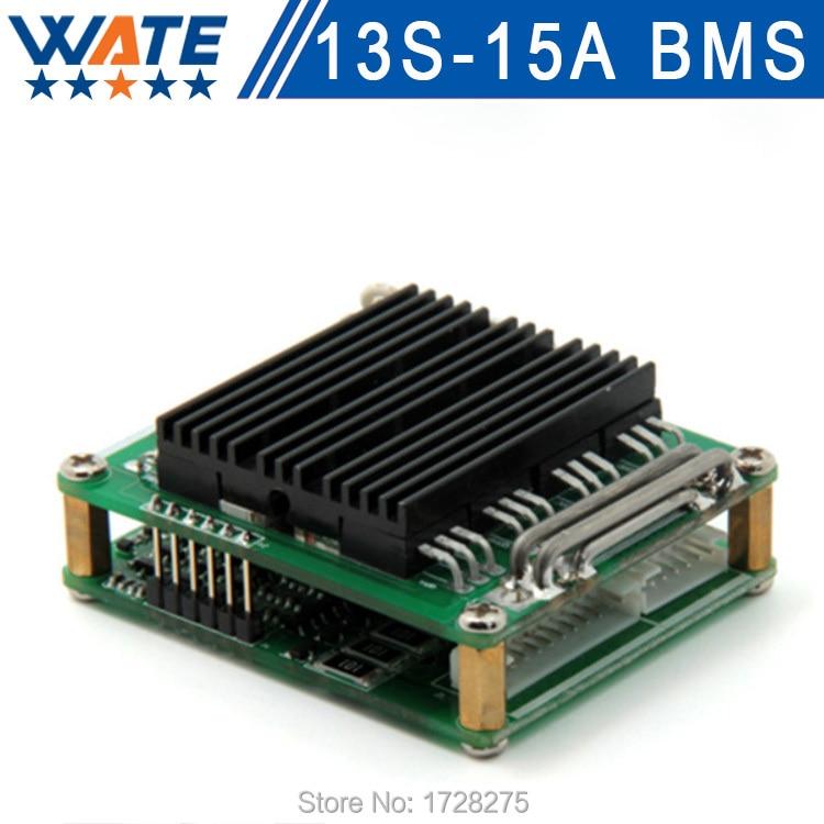 Free shipping13s BMS48v lithium battery BMS 48v 13s PCM for electric bike lithiu