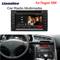 Car Android GPS Navigation Radio TV DVD For Peugeot 5008 2012~2013 Player Audio Video Stereo Multimedia System