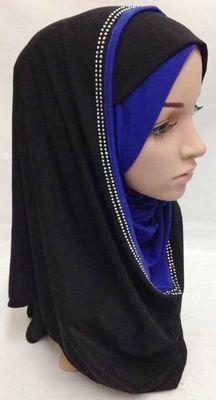 New arrival arabian women muslim shawls and wraps islamic hijabs