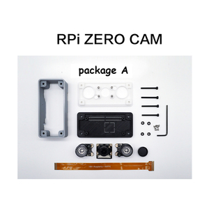 Image 3 - Raspberry Pi Zero Night Vision Camera Kit 3D Print Case for Raspberry Pi