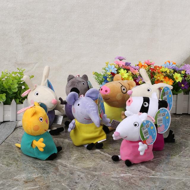 Peppa Pig Friends Plush Toy
