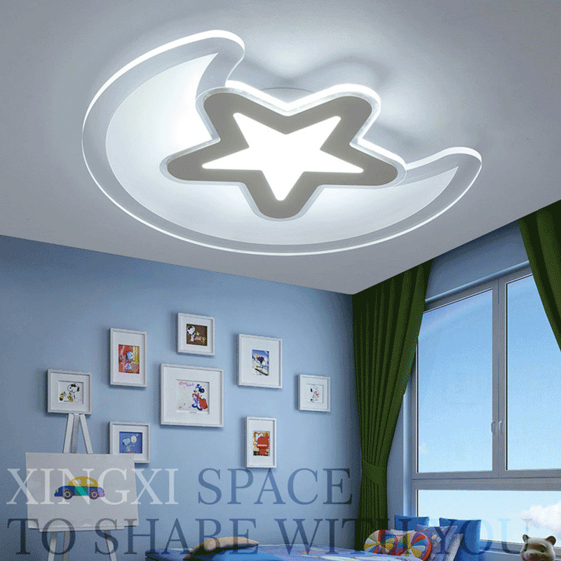 Modern LED ceiling lights For Living room Bedroom Children room Kitchen led light ceiling decorate Plafon with remote controller
