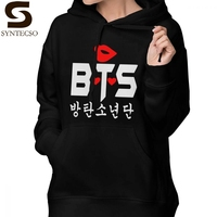 Must Have Hoodie Love Bangtan Boys Forever Hoodies Street wear Over Size Hoodies Women Long Sleeve Cotton Pullover Hoodie