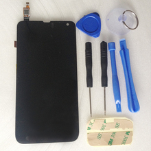 100% tested Etiline S5042 LCD Screen Display with touch screen digitizer assembly +Tools Free shipping