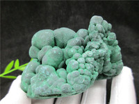 Big !Natural Malachite Crystal Rough Quartz Ore Energy Stone Raw Mineral Specimens Collection Lucky Decoration 357g