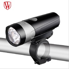 Bike Light Cycling USB Rechargeable Cool  Front Taillight Set Bicycle LED Waterproof Flashlight