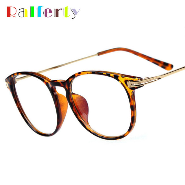 32a0cbf760bc Fashion Women Leopard Eyeglasses For Women, Print Eye Glasses Eyeglass  Frames Eyewear Plain Mirror Spectacles oculos de grau 726