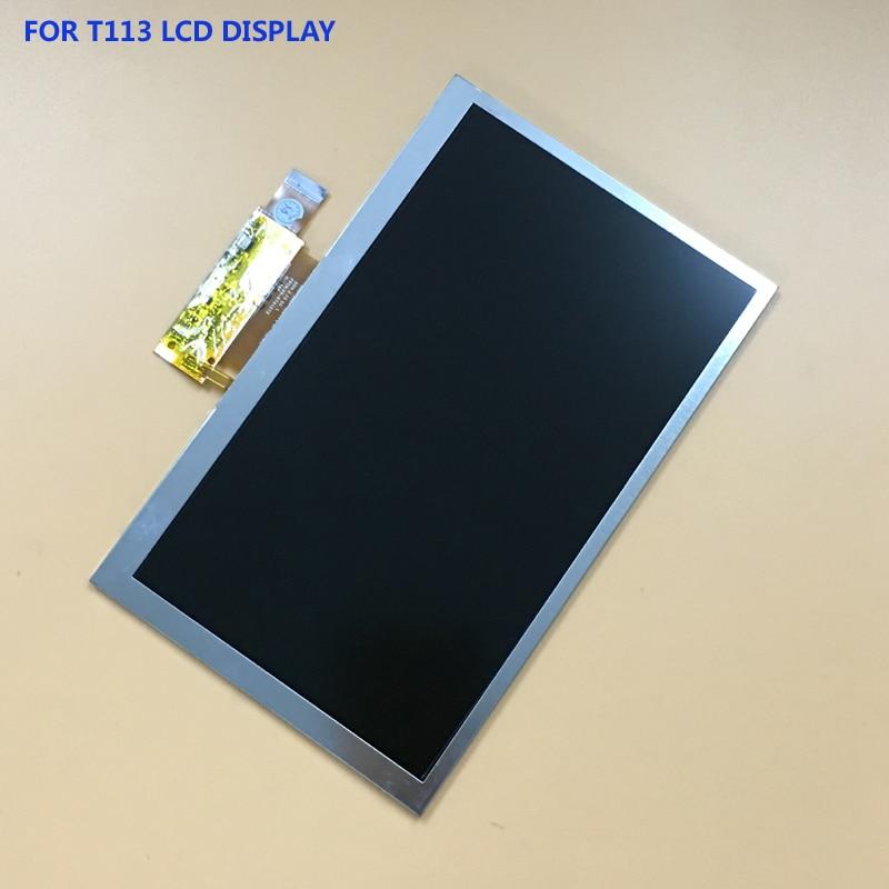 100% Test For Samsung GALAXY Tab 3 Lite SM-T113 T113 SM-T116 T116 LCD Display Panel Screen Monitor Module tissot t116 617 36 057 01
