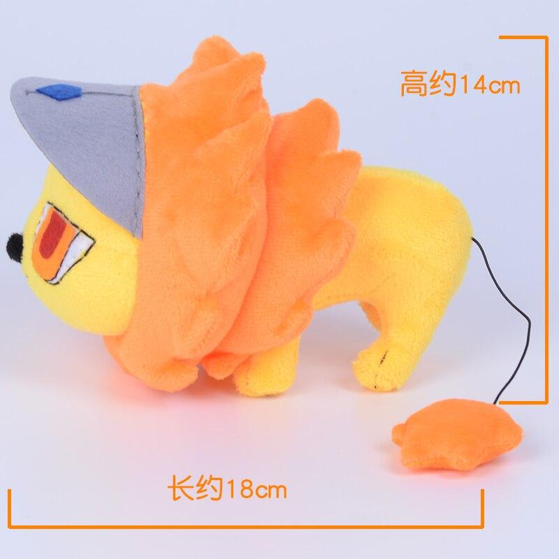 NOZES Plush Doll Anime Hitman Reborn Sawada